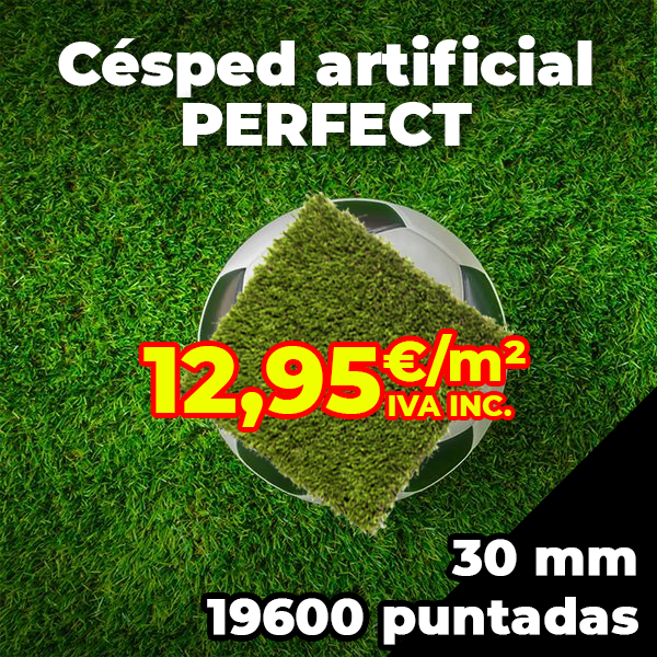 Césped artificial Perfect