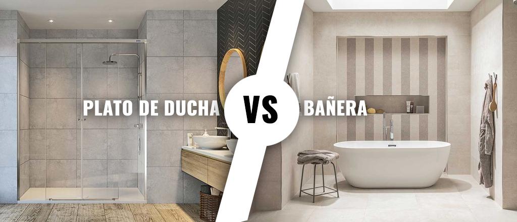 Plato de ducha ó bañera
