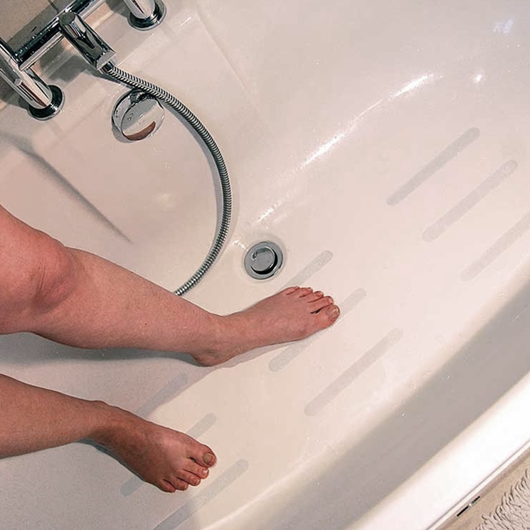 Acceso a bañera