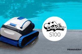 Robot piscina Dolphin S100