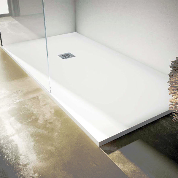 Plato de ducha de resina