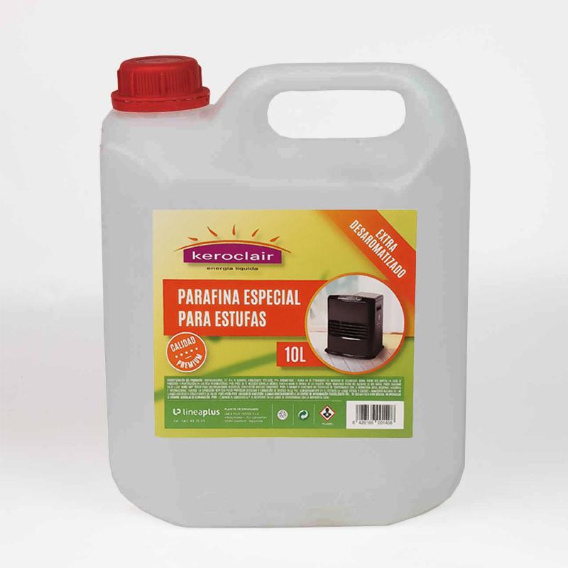 Parafina para estufas