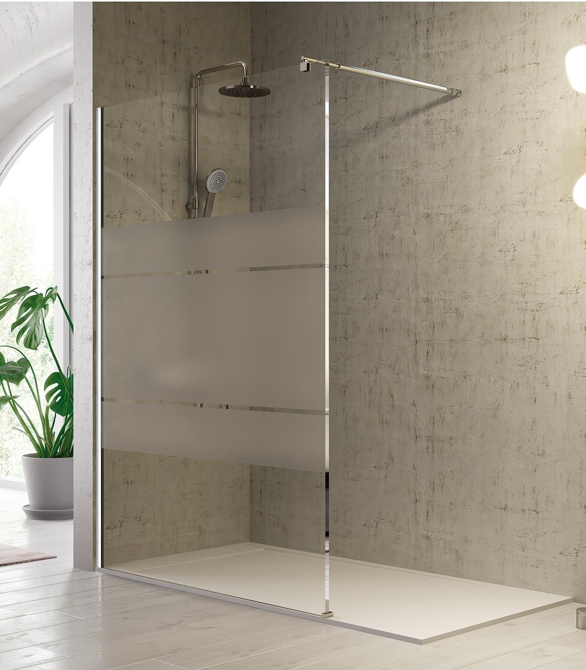 Panel fijo de ducha