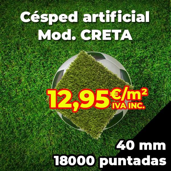 Césped artificial CRETA