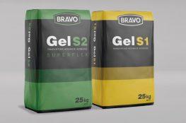 Gel adhesivo S1 y S2